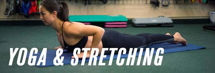Stretching & Yoga